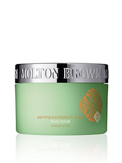Molton Brown - Warming Eucalyptus & Ginger Body Scrub/10 oz.