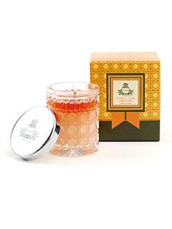 Agraria - Bitter Orange Petite Crystal Cane Candle