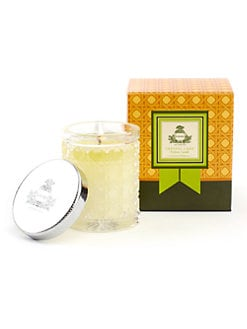 Agraria - Lemon Verbena Petite Crystal Cane Candle