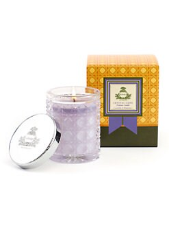 Agraria - Lavender Rosemary Petite Crystal Cane Candle