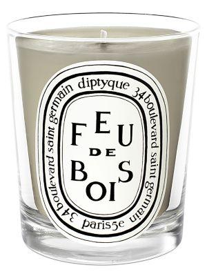 Feu De Bois Candle/6.5 oz.