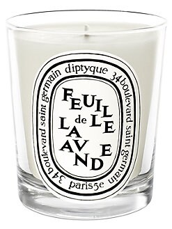 Diptyque - Feuille De Lavande Candle