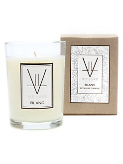 Vie Luxe - BLANC Eco-Luxe Candle