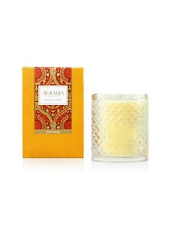 Agraria - Bitter Orange Woven Crystal Candle