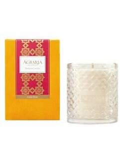 Agraria - Cedar Rose Woven Crystal Candle/7 oz.