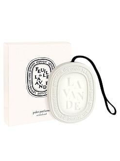 Diptyque - Feuille de Lavande Scented Ceramic Pendant