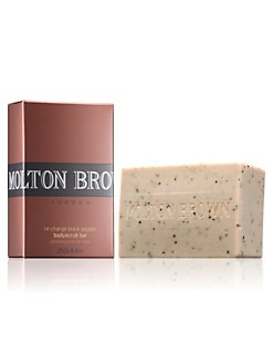 Molton Brown - Black Pepper Scrub Bar/8.8 oz.