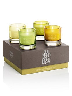 Molton Brown - Verve Piccolo Candle Set