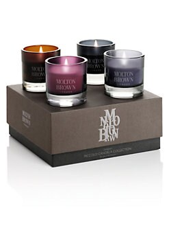 Molton Brown - Langour Piccolo Candle Set