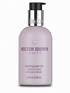 Molton Brown - Relaxing Yuan Zhi Body Cream/6.6 oz.