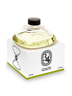Diptyque - 34 Boulevard Saint Germain Diffuser Refill/2.5 oz.
