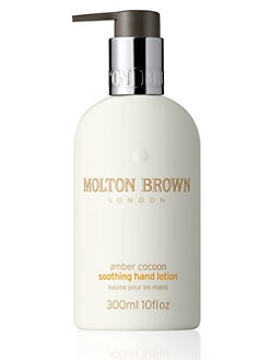 Molton Brown - Amber Cocoon Soothing Hand Lotion/10 oz.