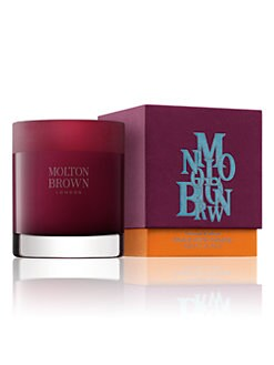 Molton Brown - Patchouli & Saffron Single Wick Candle