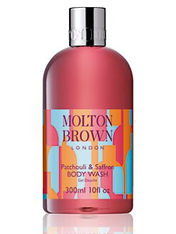 Molton Brown - Patchouli & Saffron Body Wash/10 oz.