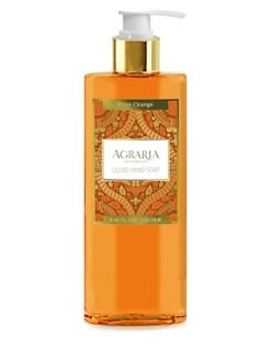 Agraria - Bitter Orange Liquid Hand Soap/8.45 oz.