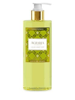 Agraria - Lemon Verbena Liquid Hand Soap/8.45 oz.