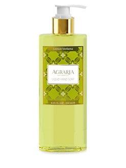 Agraria - Lemon Verbena Liquid Hand Soap/8.45 oz.