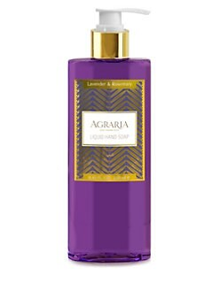 Agraria - Lavender & Rosemary Liquid Hand Soap/8.45 oz.