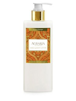 Agraria - Bitter Orange Hand & Body Lotion/8.45 oz.