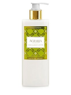 Agraria - Lemon Verbena Hand & Body Lotion/8.45 oz.