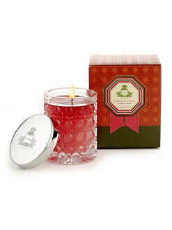 Agraria - Cedar Rose Petite Crystal Cane Candle
