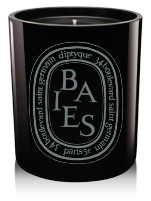 Black Baies Candle/10.2 oz.