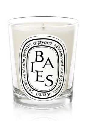 Baies Scented Mini Candle