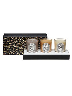Diptyque - Coffret 3 Votive Candles