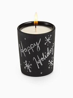 minedesign - Chalkboard Candle