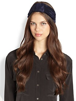 Jennifer Behr - Silk Turban Headwrap