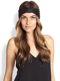 Jennifer Behr - Silk Jersey Bandeau Headband