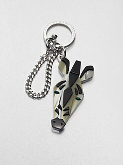 Marc by Marc Jacobs - Zebra Head Bag Charm