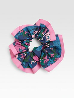 Marc by Marc Jacobs - Drew Blossom Chou-Chou Print Scrunchie