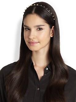 Valentino - Studded Headband