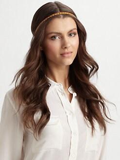 Jennifer Behr - Tiny Bubble Stud Headband