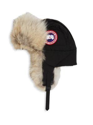 Aviator Fur Hat
