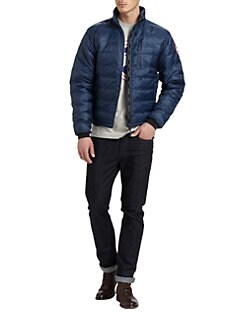 Canada Goose' men's hybridge jacket