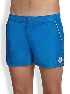 Moncler - Solid Swim Shorts
