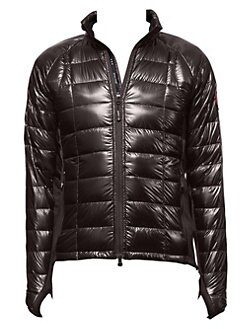 Canada Goose' Hayward Jacket - Men's Medium - Black / Graphite