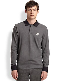 Moncler - Cotton Pique Polo