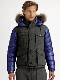 Moncler - Beinvenu Down Jacket
