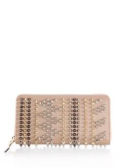 Christian Louboutin - Studded Zip Wallet