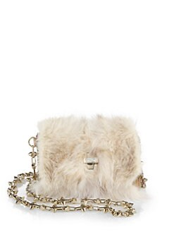 Dee Ocleppo - Lynx Fur Crossbody iPhone 5/5s Case
