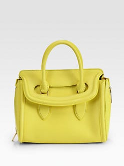Alexander McQueen - Heroine Small Satchel