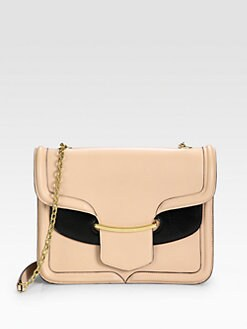 Alexander McQueen - Heroine Colorblock Shoulder Bag