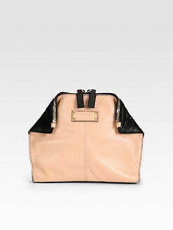 Alexander McQueen - De-Manta Two-Tone Cosmetic Case