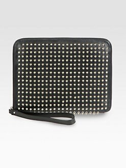 Christian Louboutin - Cris Spiked Tablet Case