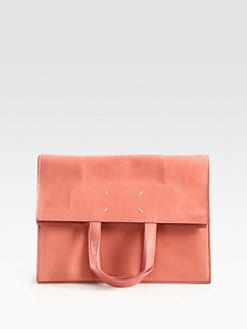 Maison Martin Margiela - Fold-Over Leather Tote