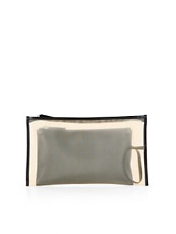 Jil Sander Navy - Mesh Envelope Pouch