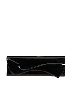 Christian Louboutin - Pigalle Patent Leather Clutch